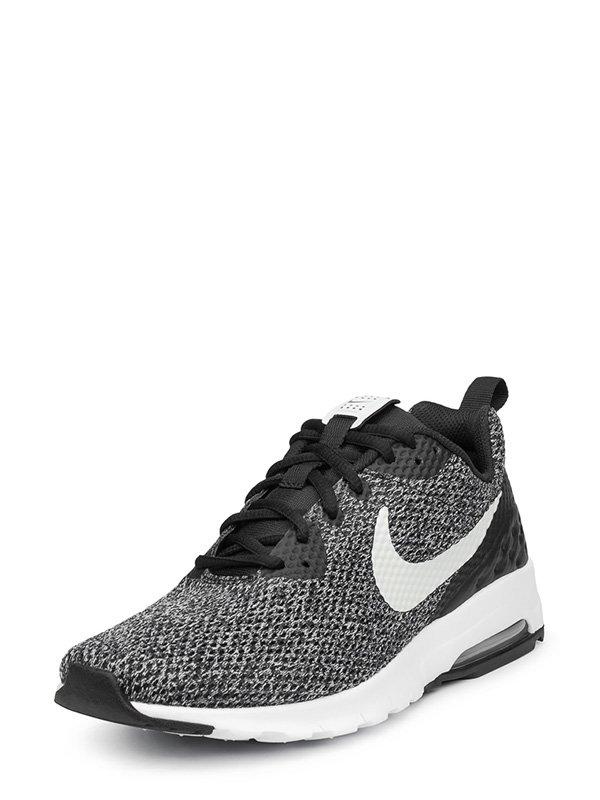 Кросівки чорно-білі Air Max Motion LW SE — Nike f2185cb7a1361