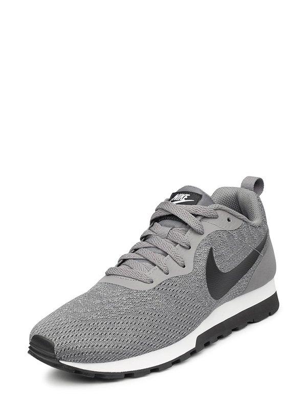 cf63db5b Кросівки сірі Md Runner 2 Eng Mesh — Nike, акція діє до 29 червня ...