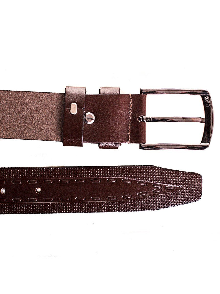Ремінь коричневий (120 см) | 4015640