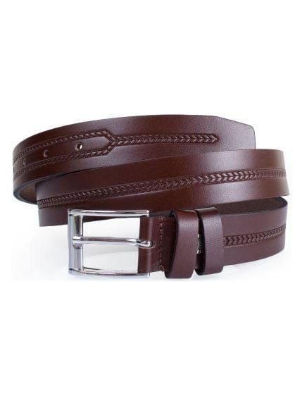 Ремінь коричневий (130 см) | 4015950