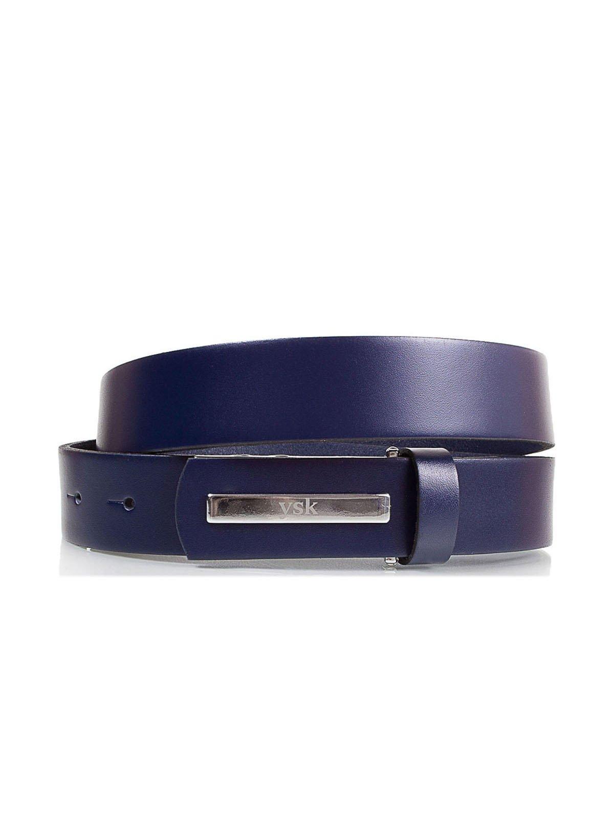 Ремінь синій (115 см) | 4015975