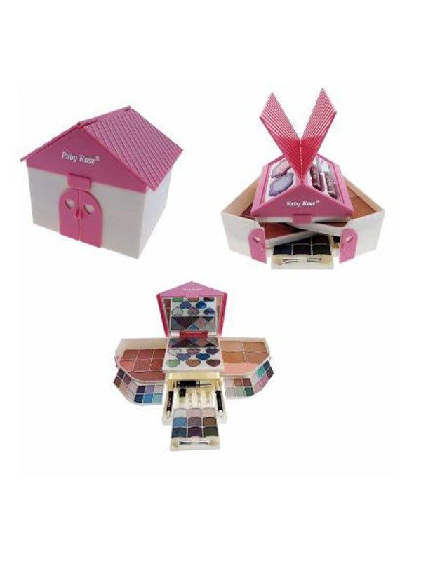 Набор для макияжа Ddeluxe Make Up Kit HB-2507 (70 г) | 4021143 | фото 3