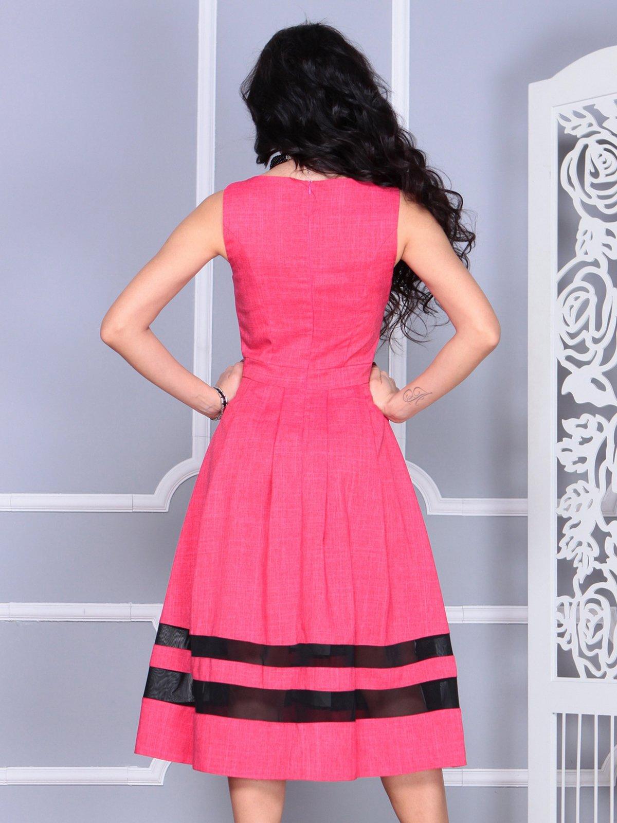 Платье красное   4028114   фото 2