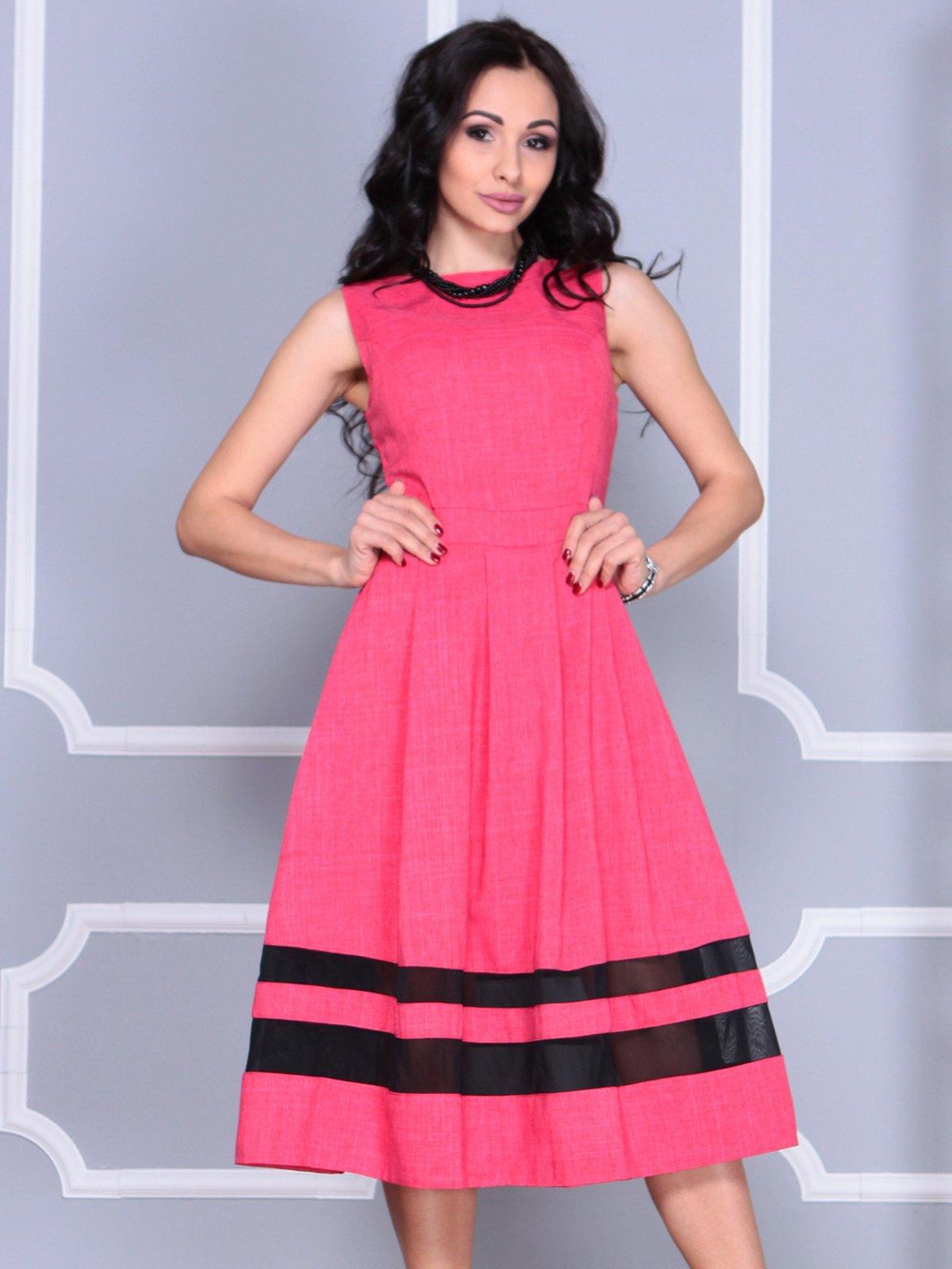Платье красное   4028114   фото 3