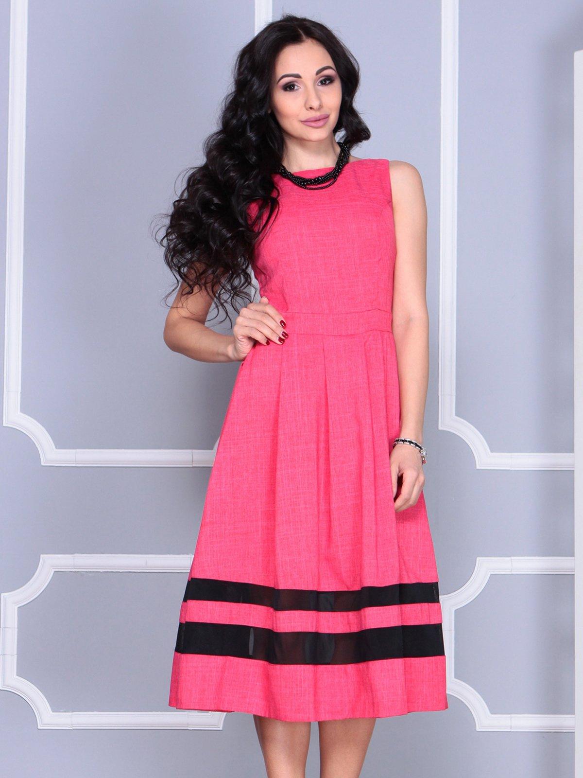 Платье красное   4028114   фото 4