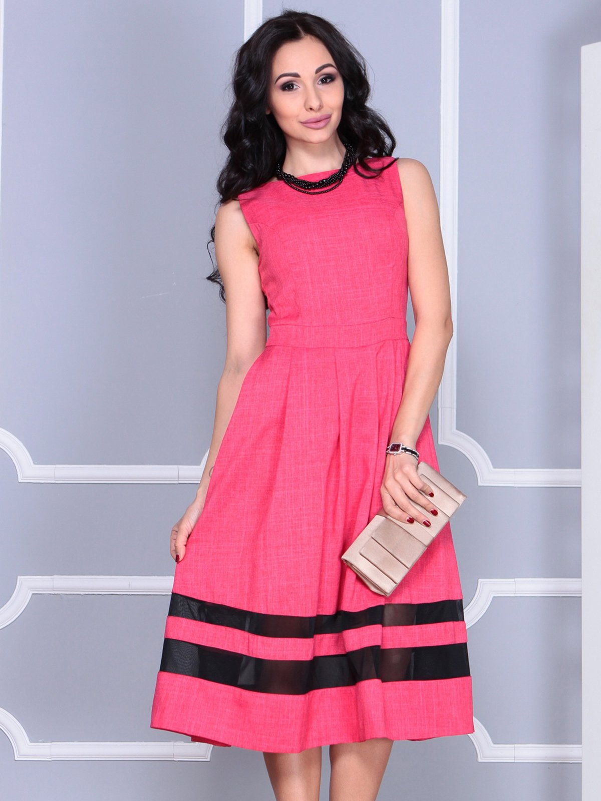 Платье красное   4028114
