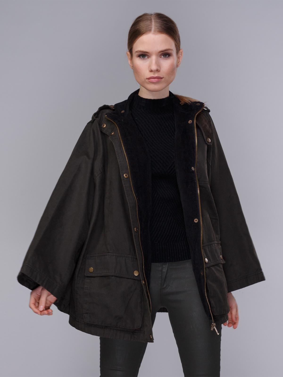 Куртка сіра | 1899592
