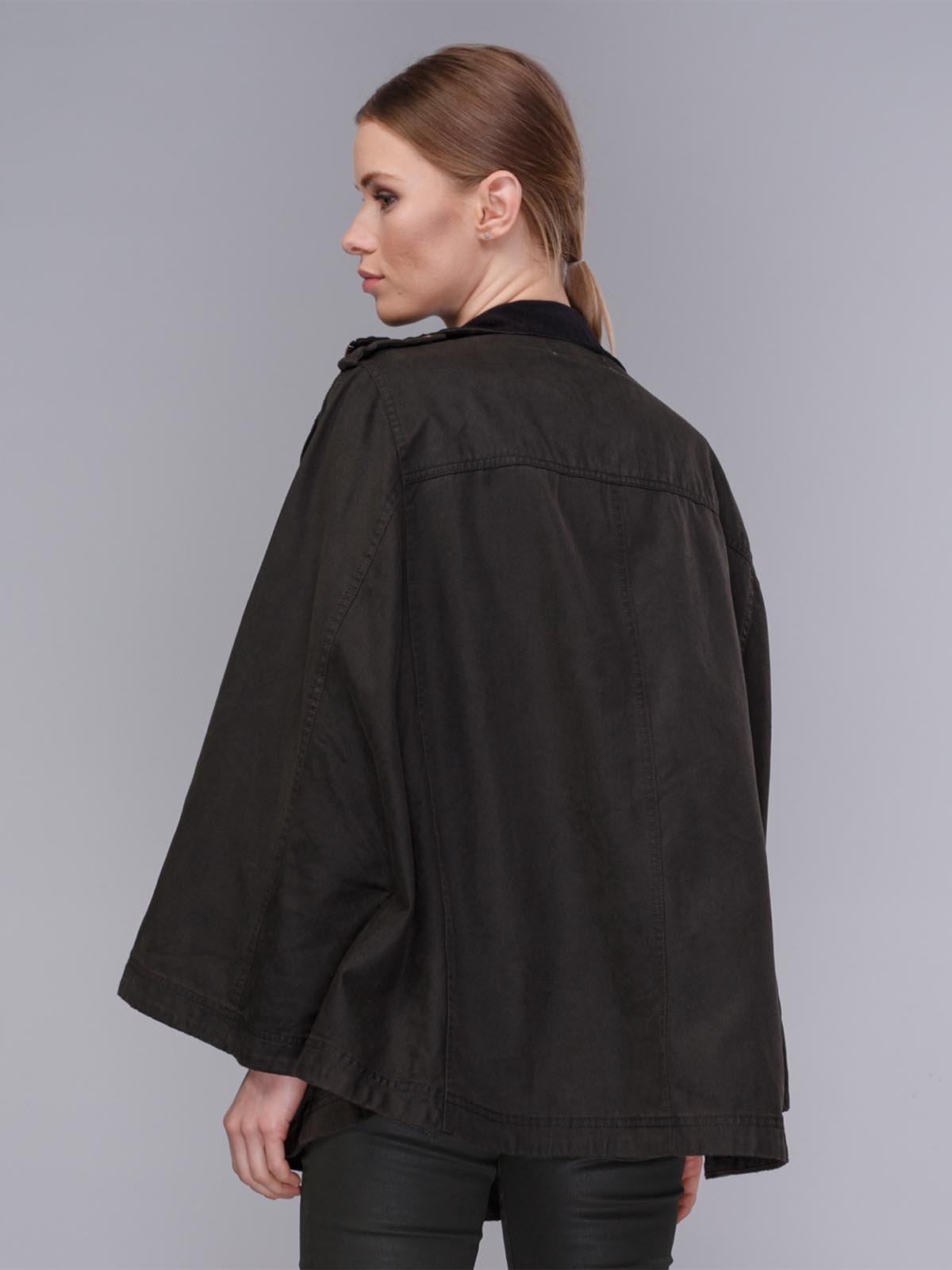 Куртка сіра | 1899592 | фото 2