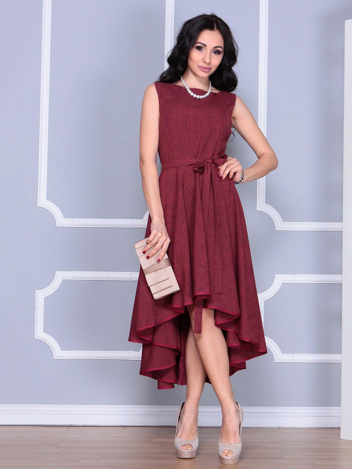 Платье светло-сливовое | 4028061