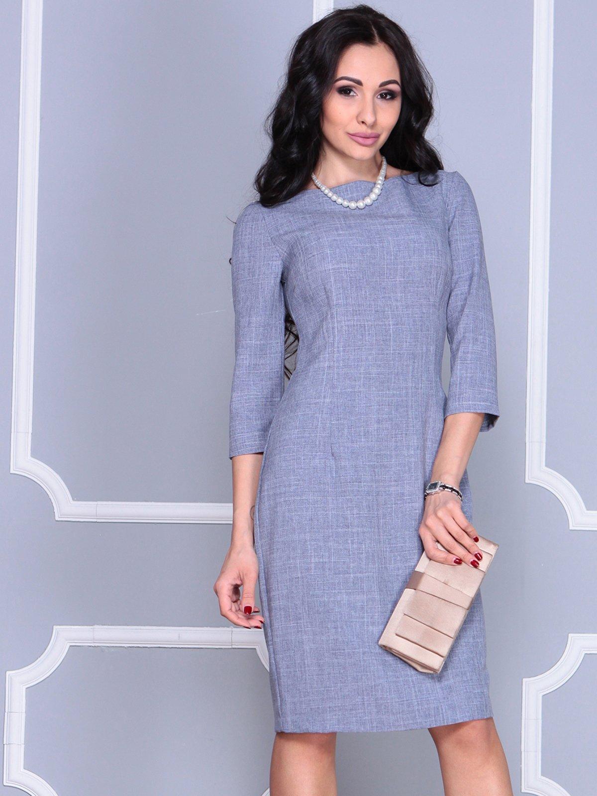 Платье цвета фиолетовой дымки | 4028071