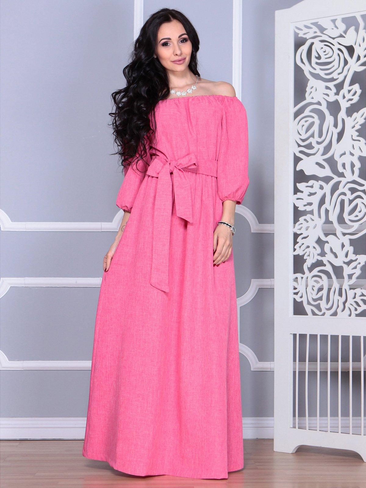 Сукня рожева | 4042196