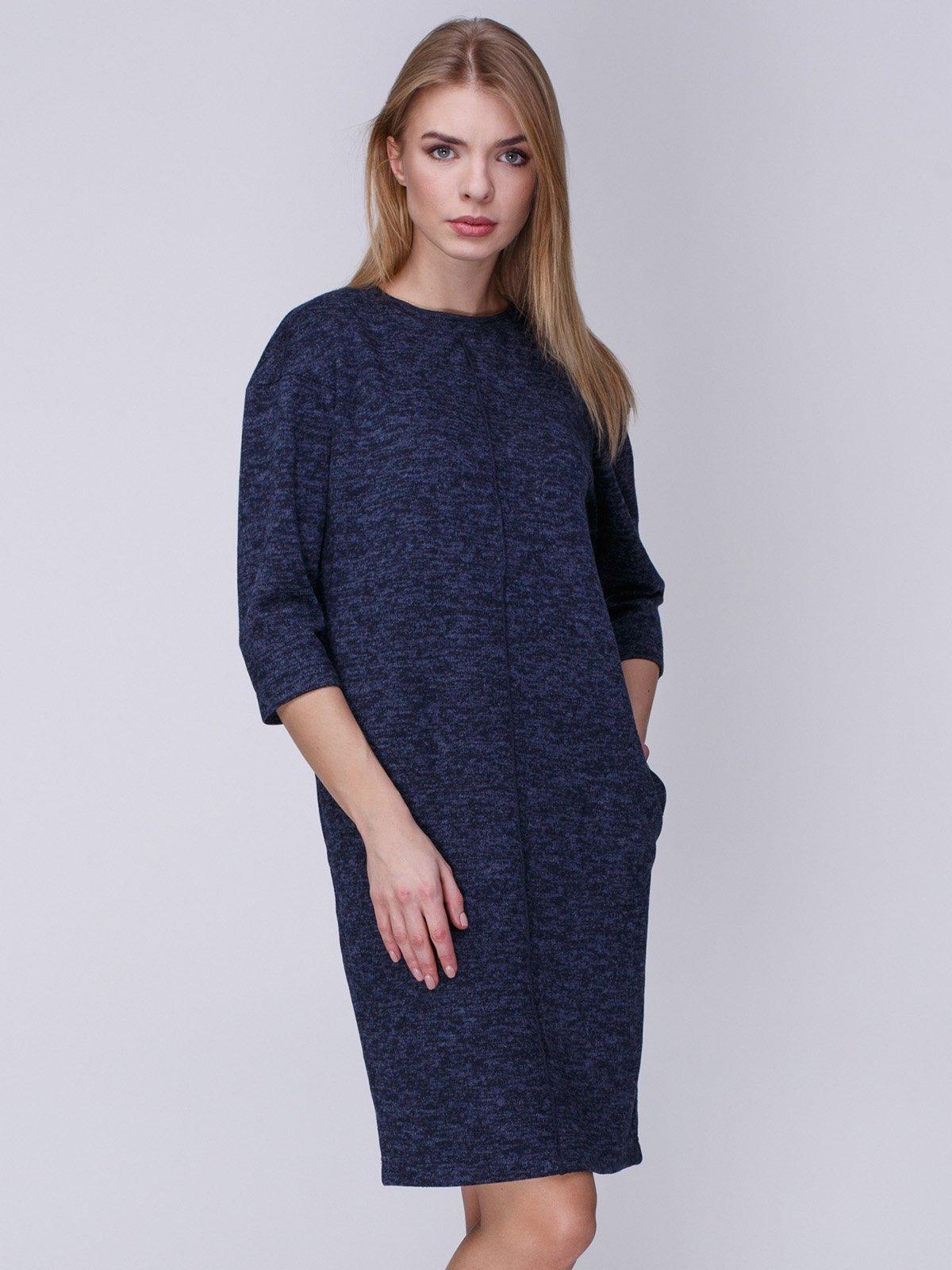 Сукня темно-синя | 4041948