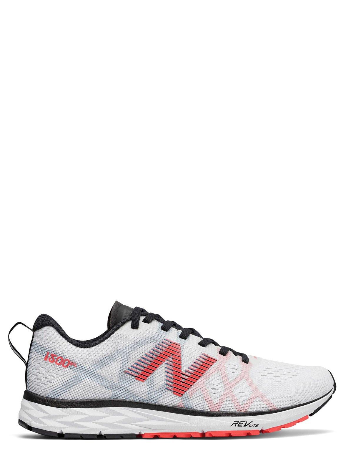 Кросівки біло-рожеві New Balance 1500 v4 — New Balance 1723481557f0d