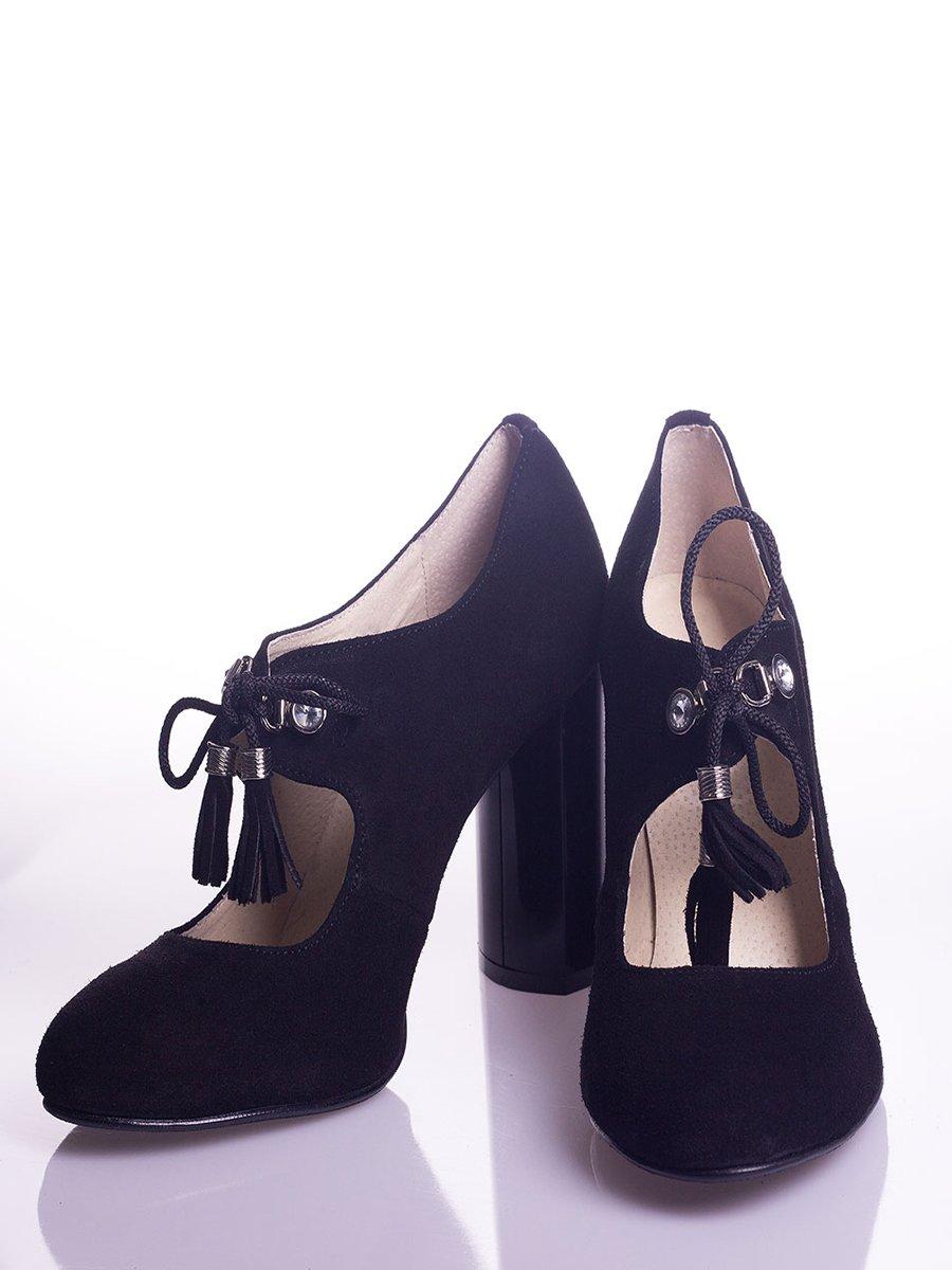 Туфлі чорні | 4048340 | фото 3