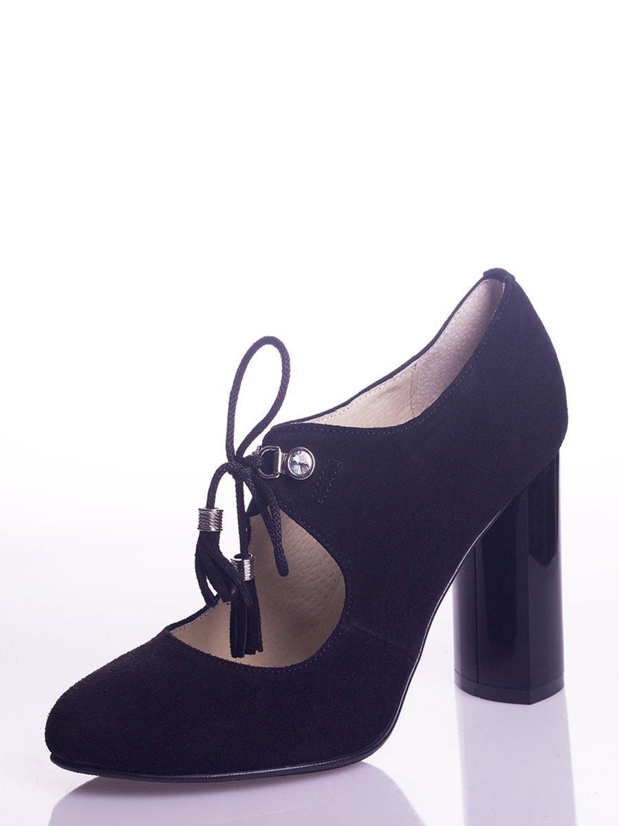 Туфлі чорні | 4048340 | фото 4