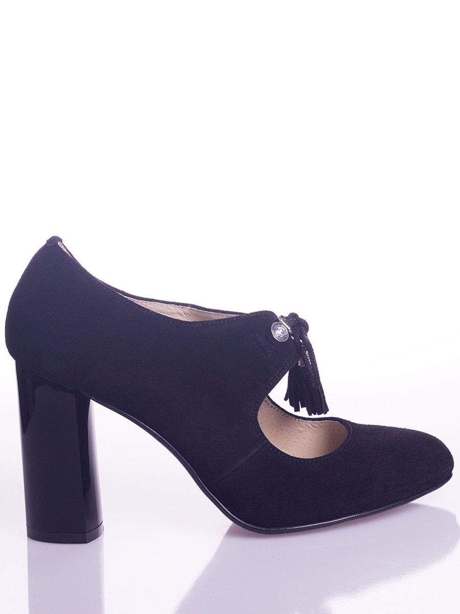 Туфлі чорні | 4048340 | фото 6