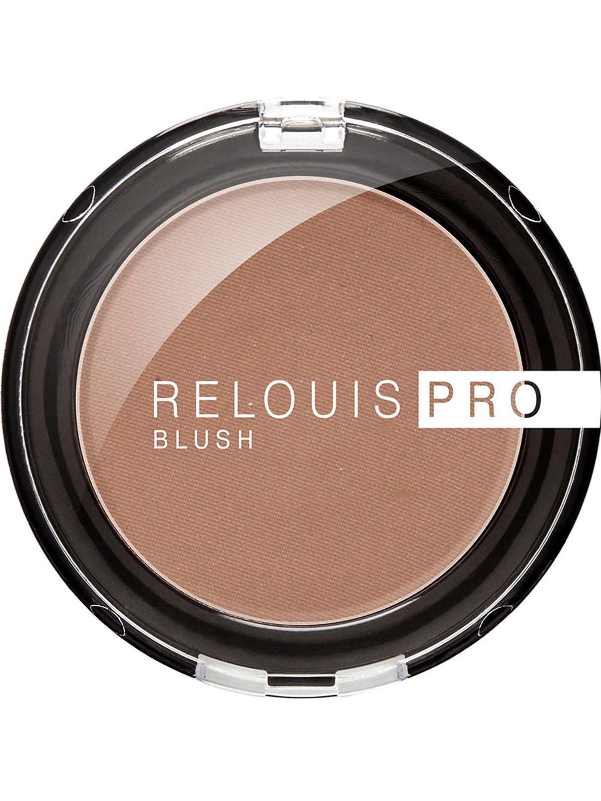 Рум'яна компактні Relouis Pro Blush — тон №76   4050304