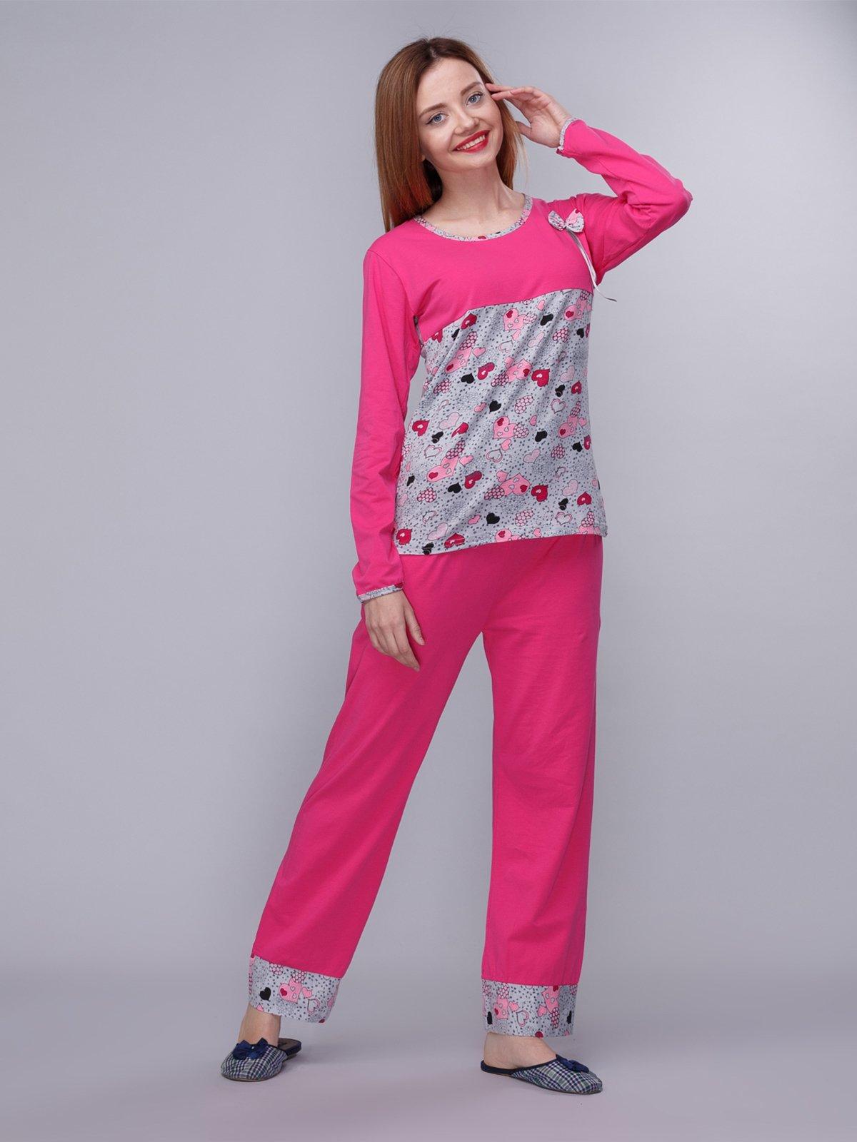 Пижама: джемпер и штаны | 3871894