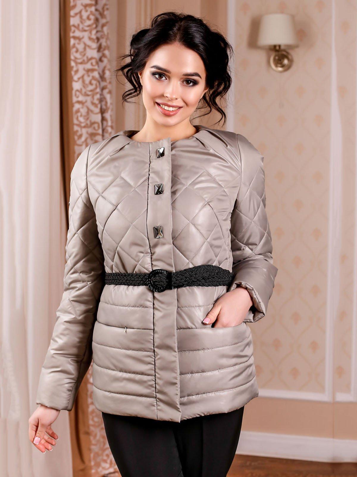 Куртка оливкового кольору   4052220