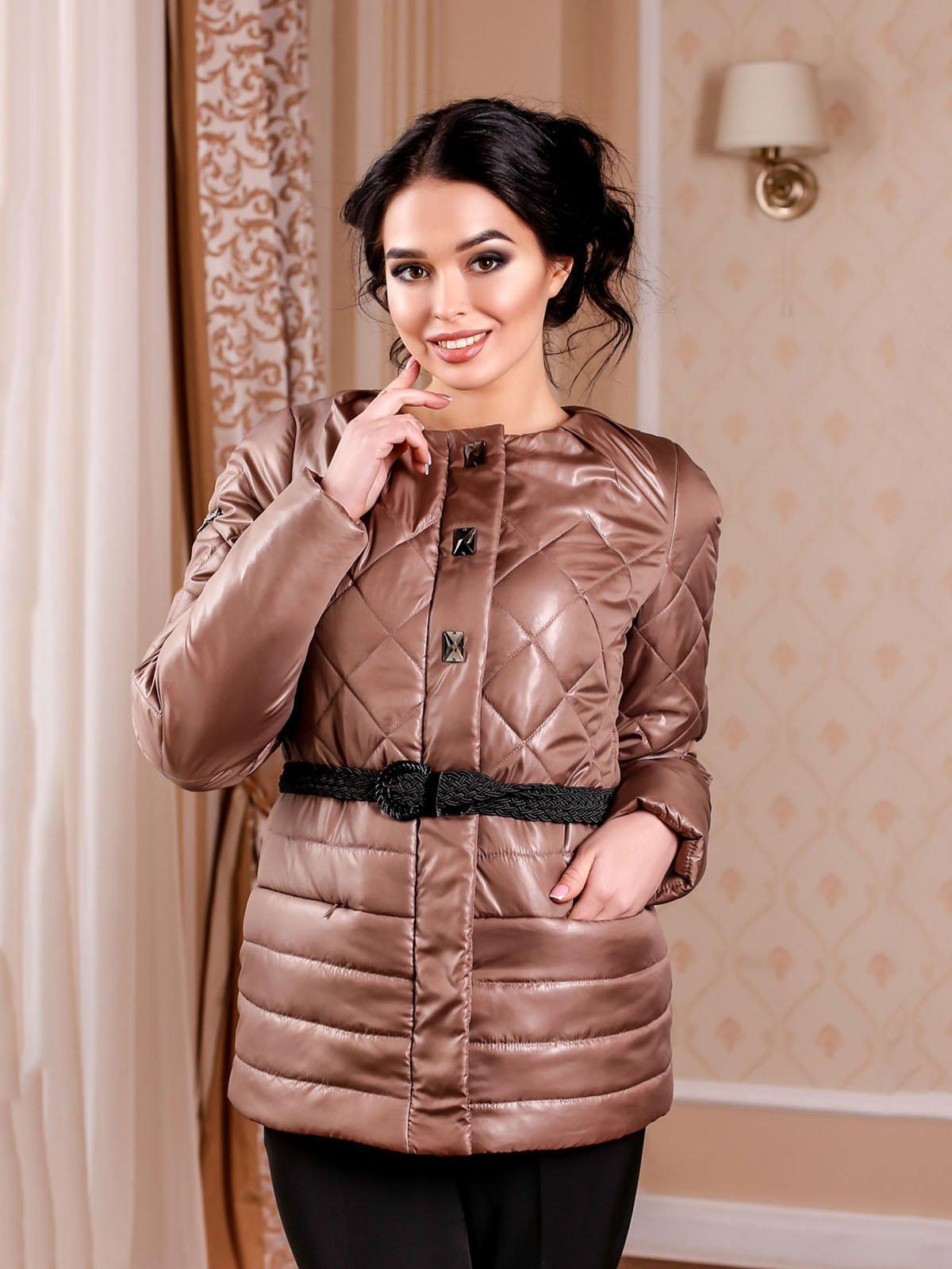 Куртка коричнева | 4052222