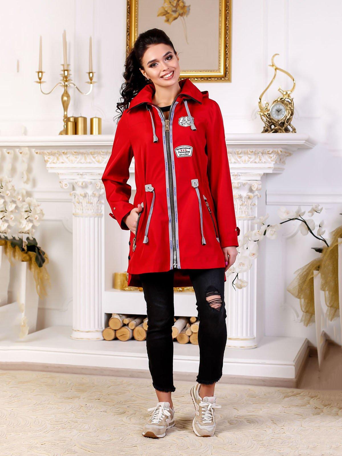 Куртка красная | 4052257