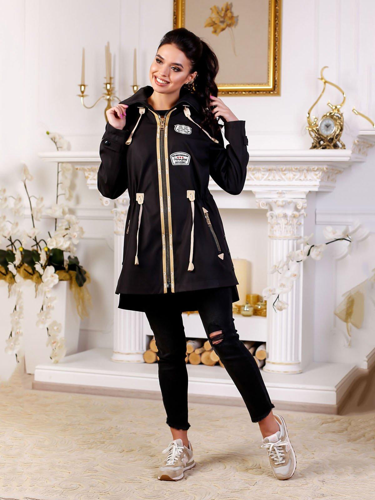 Куртка черная | 4052265