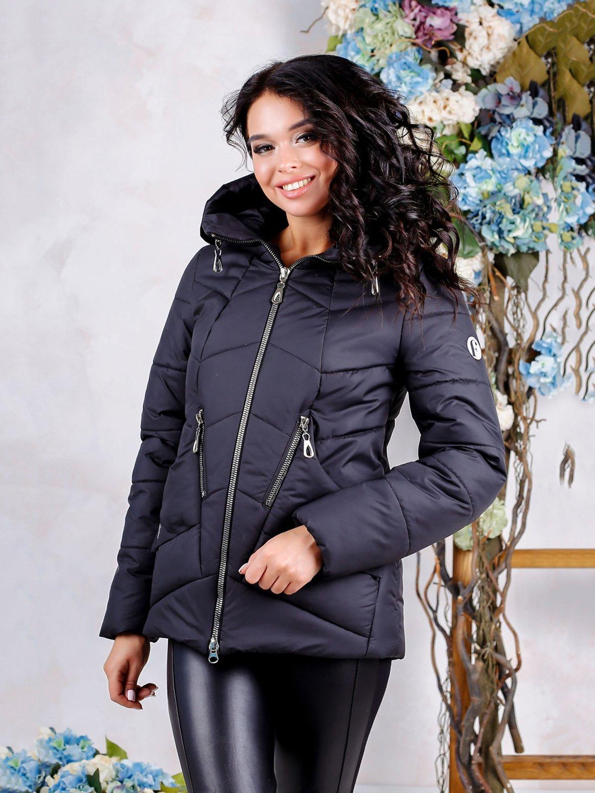 Куртка черная | 4052375