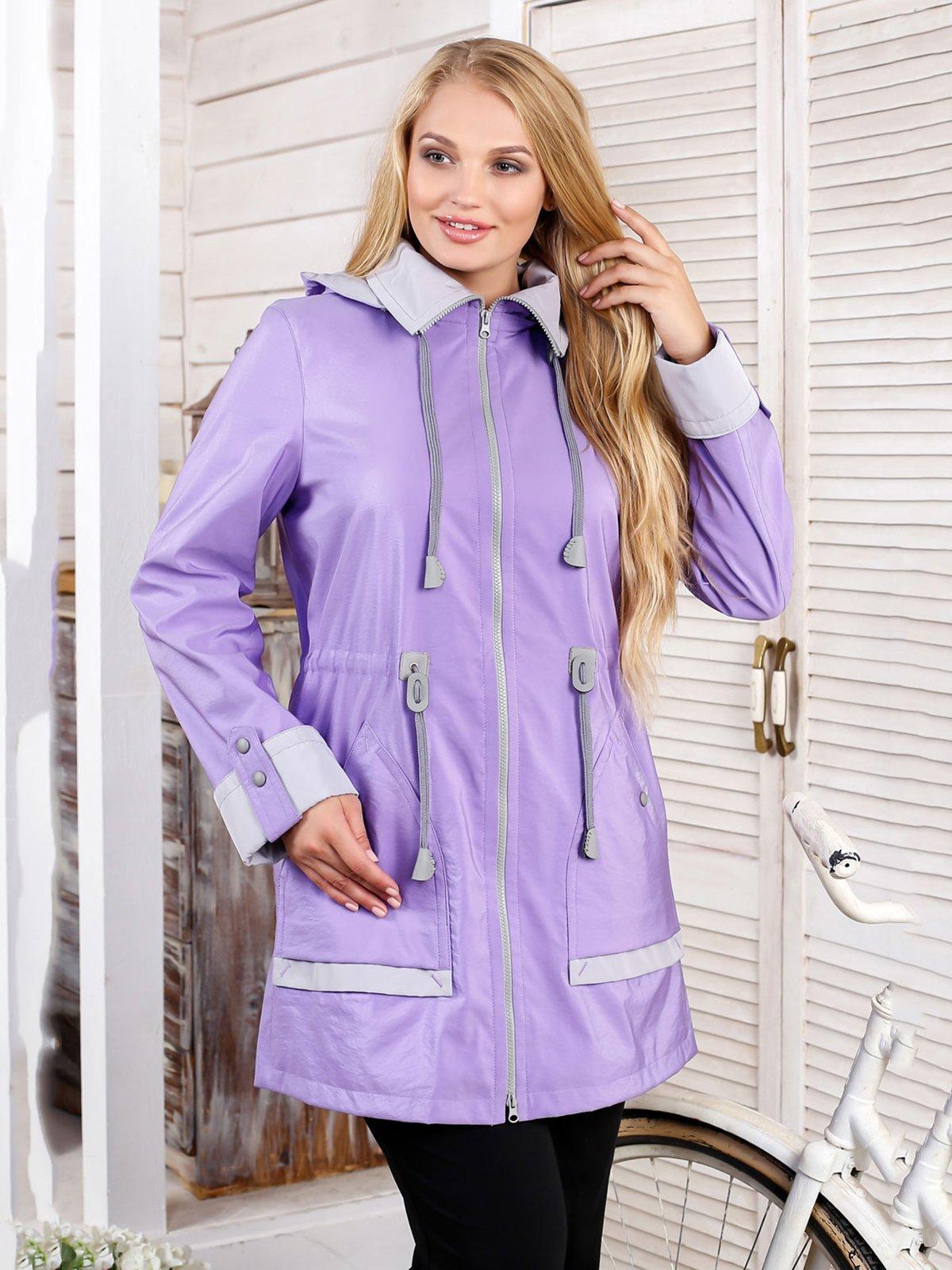 Куртка бузкова | 4052386