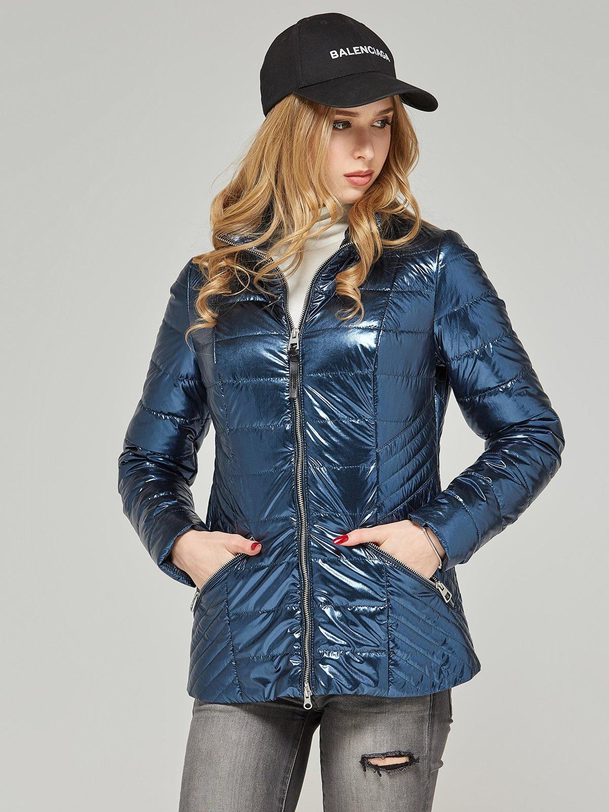 Куртка синя | 4052166