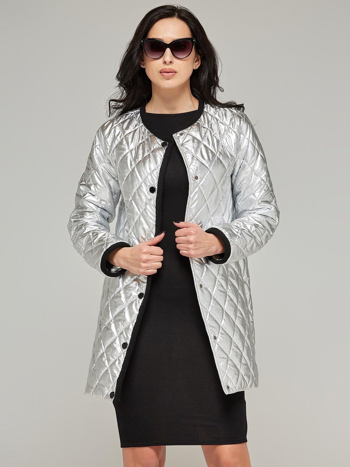 Куртка срібляста   4052171