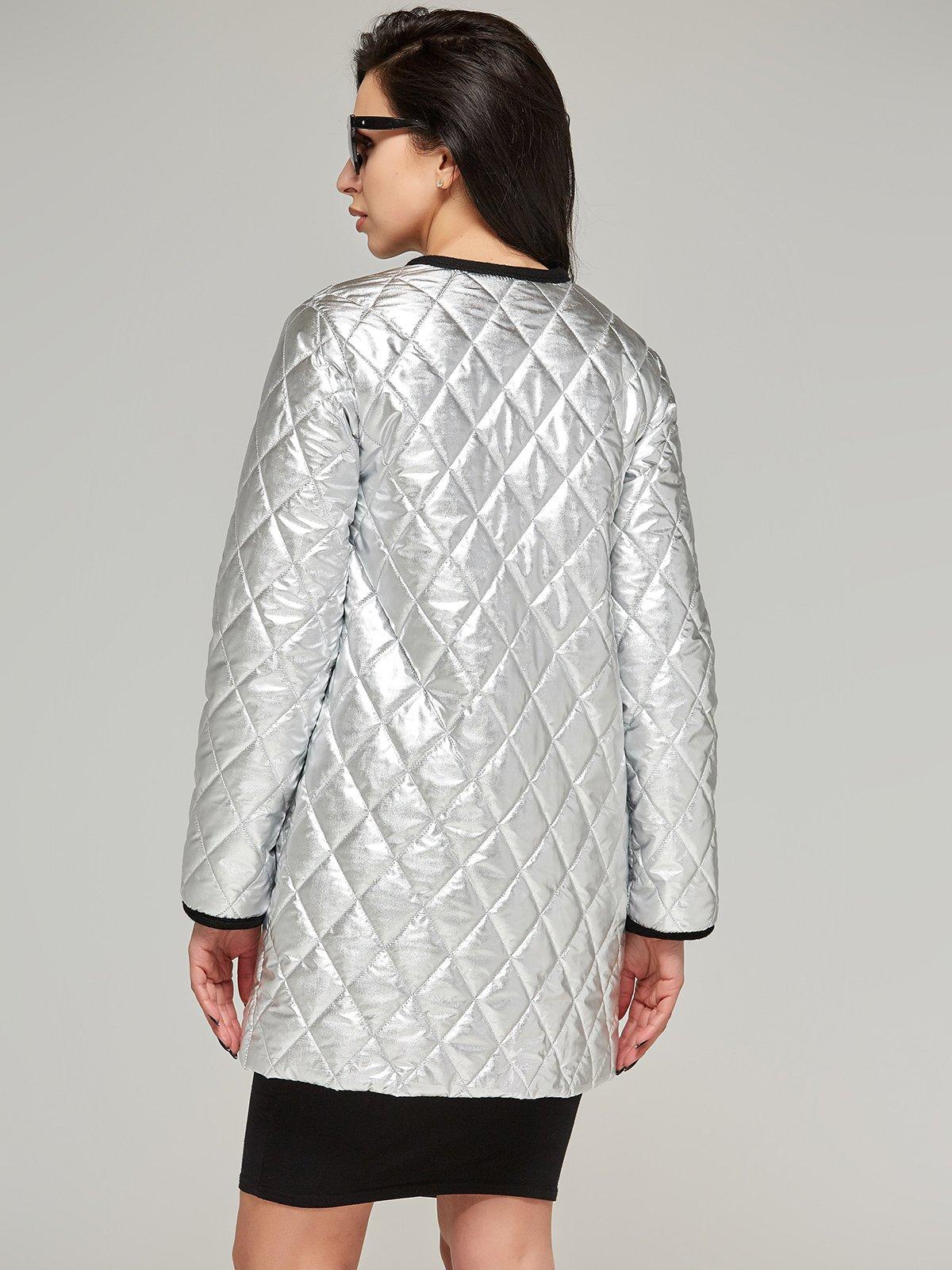 Куртка срібляста   4052171   фото 2