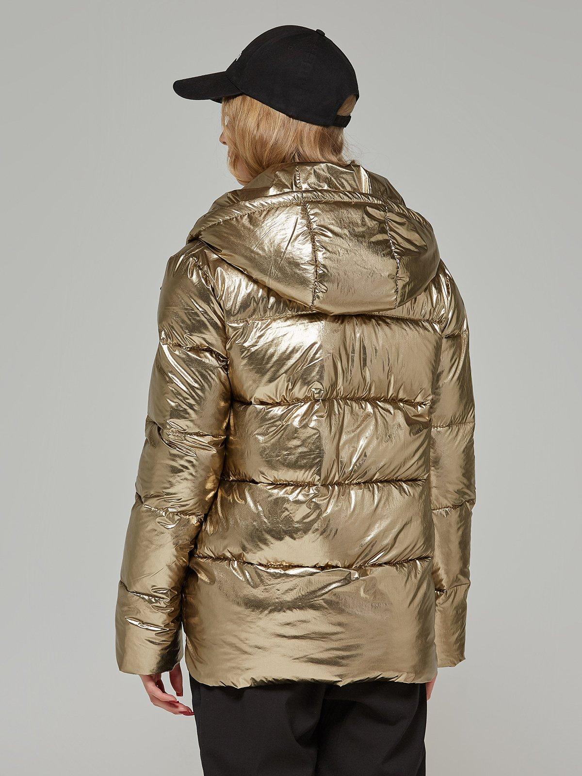 Куртка золотиста | 4052172 | фото 2