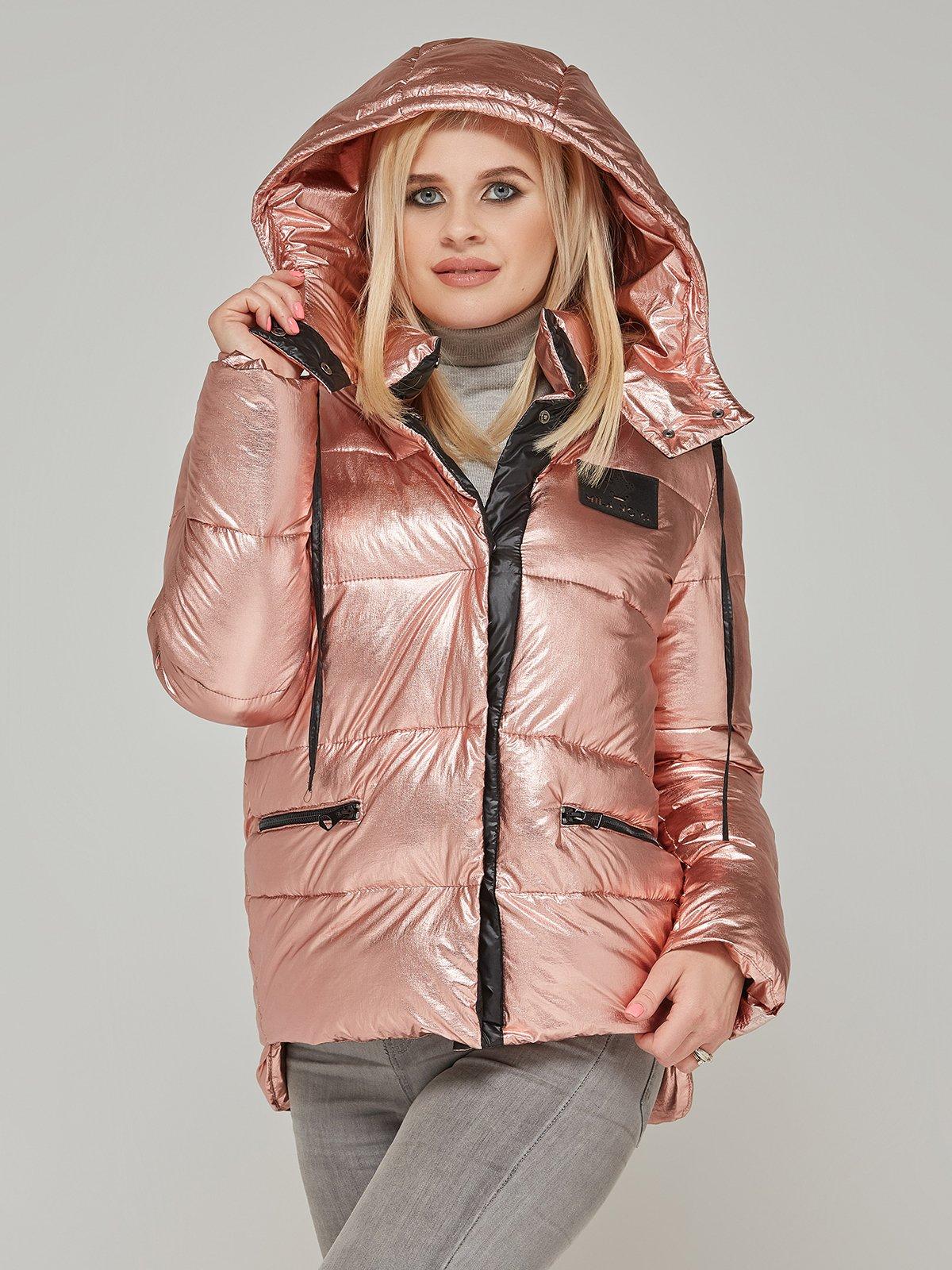 Куртка рожева | 4052180