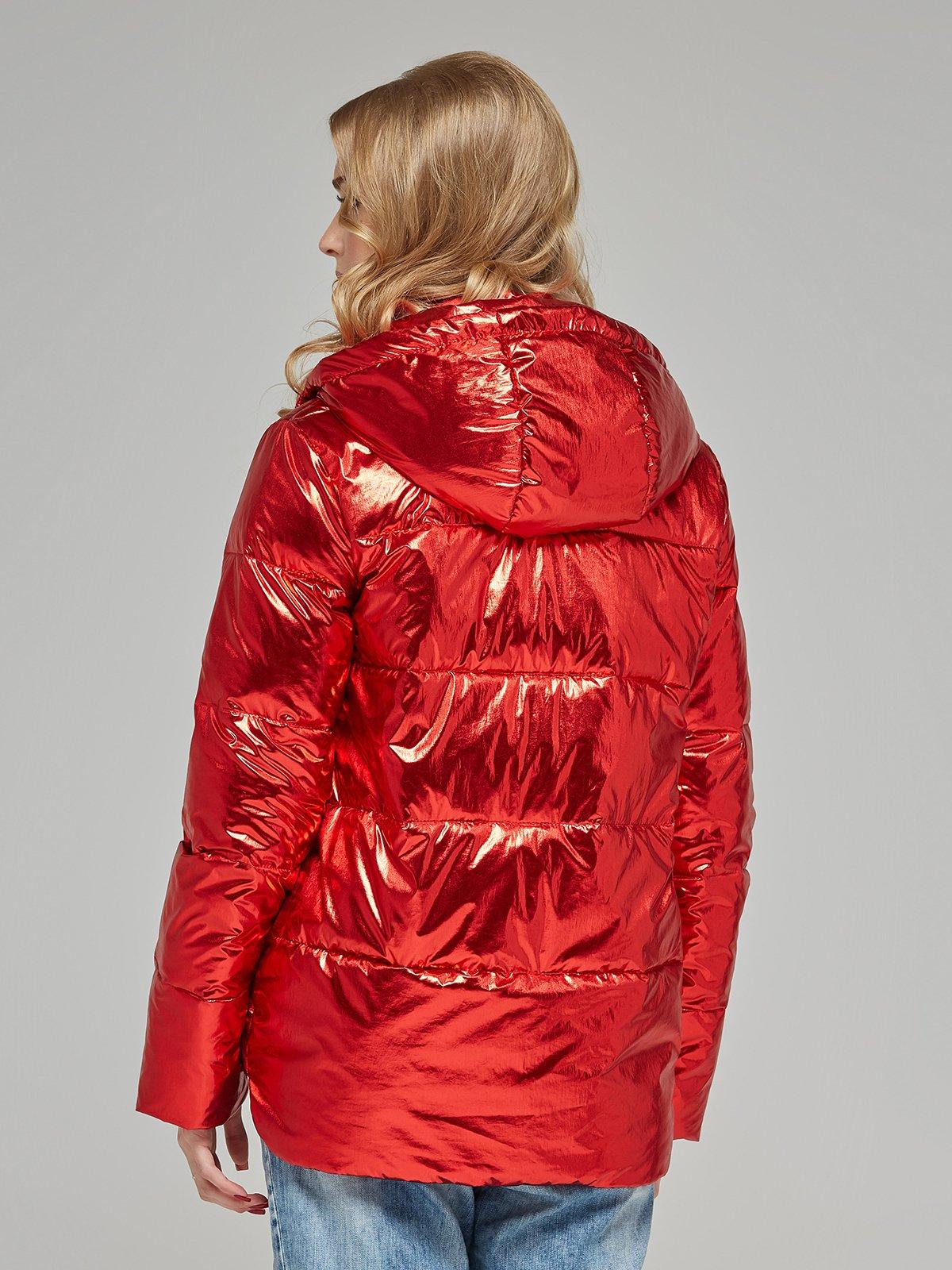 Куртка червона | 4052181 | фото 2