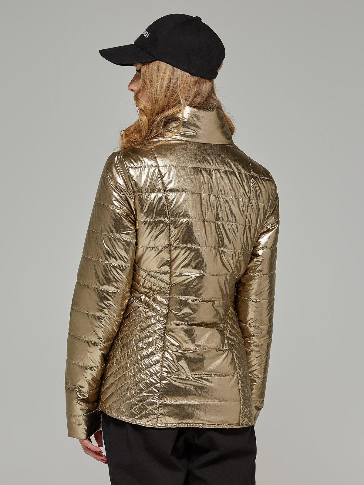 Куртка золотиста | 4052185 | фото 2