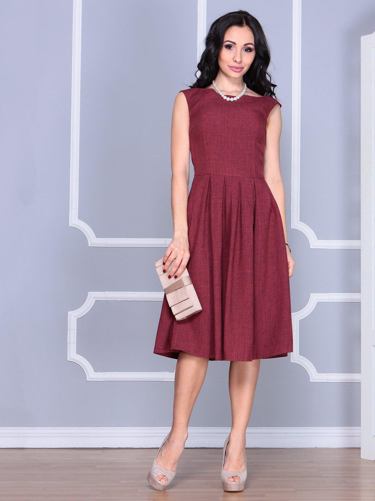 Платье светло-сливового цвета   4028059
