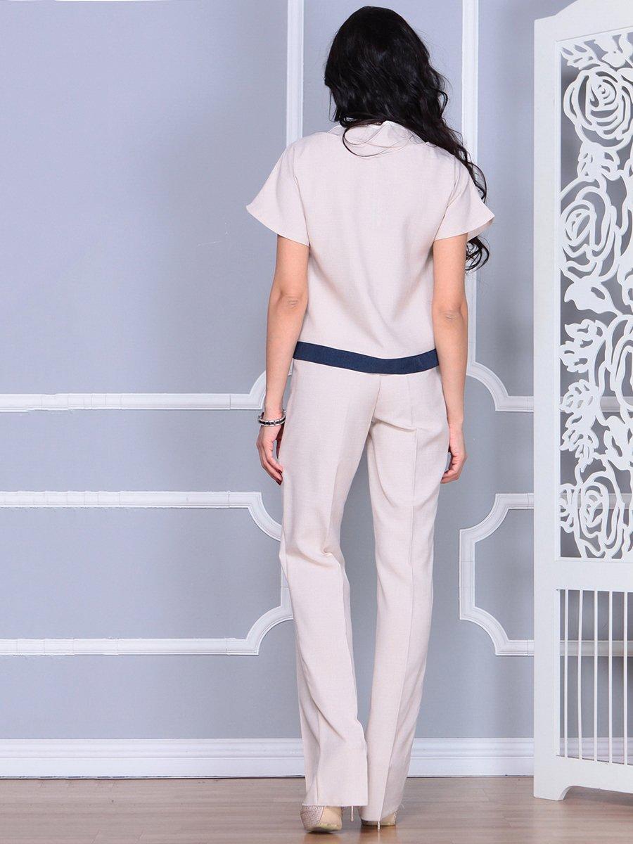 Костюм: блуза и брюки | 4028087 | фото 2