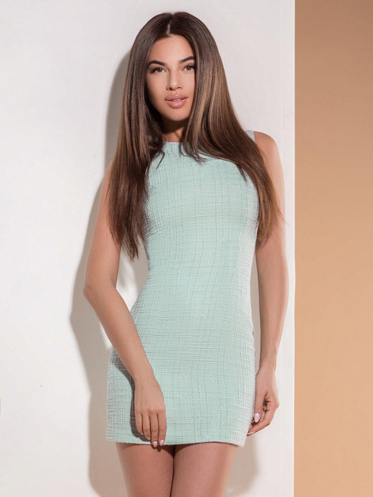 Платье зеленое   4053564