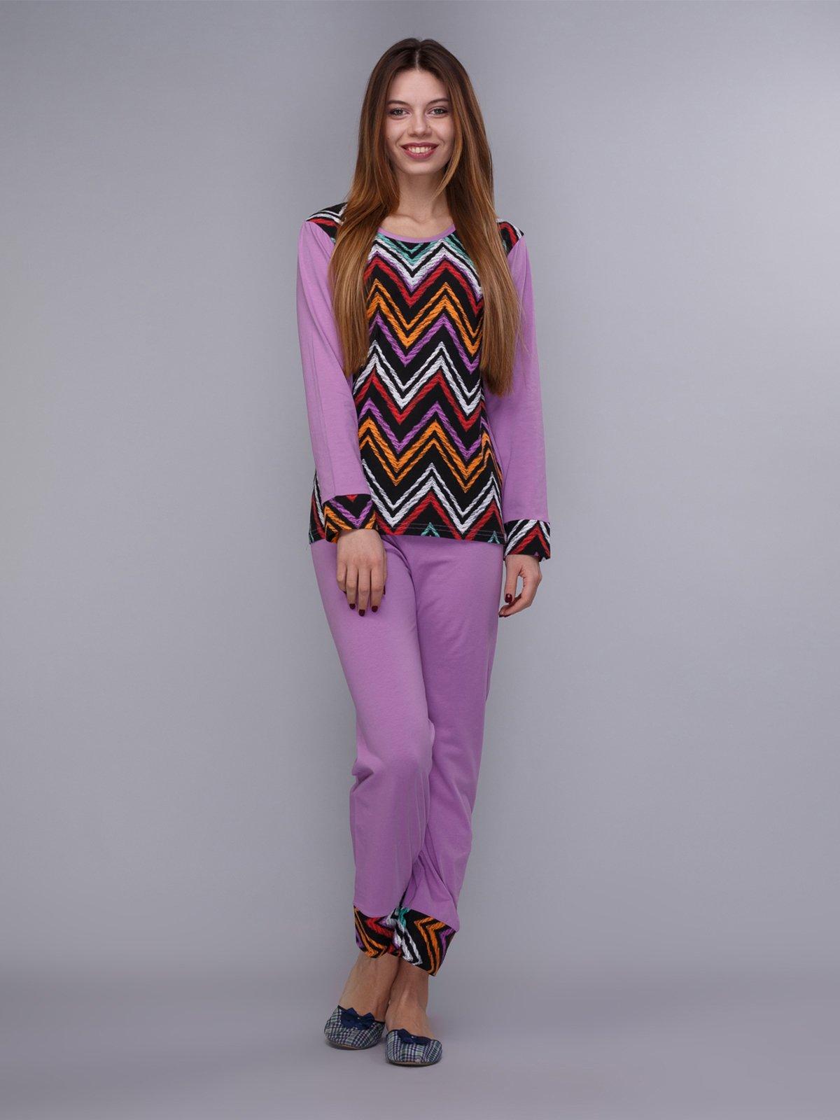 Пижама: джемпер и штаны   3871889