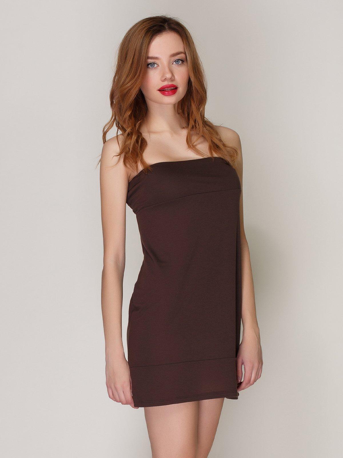 Сукня коричнева   4051583