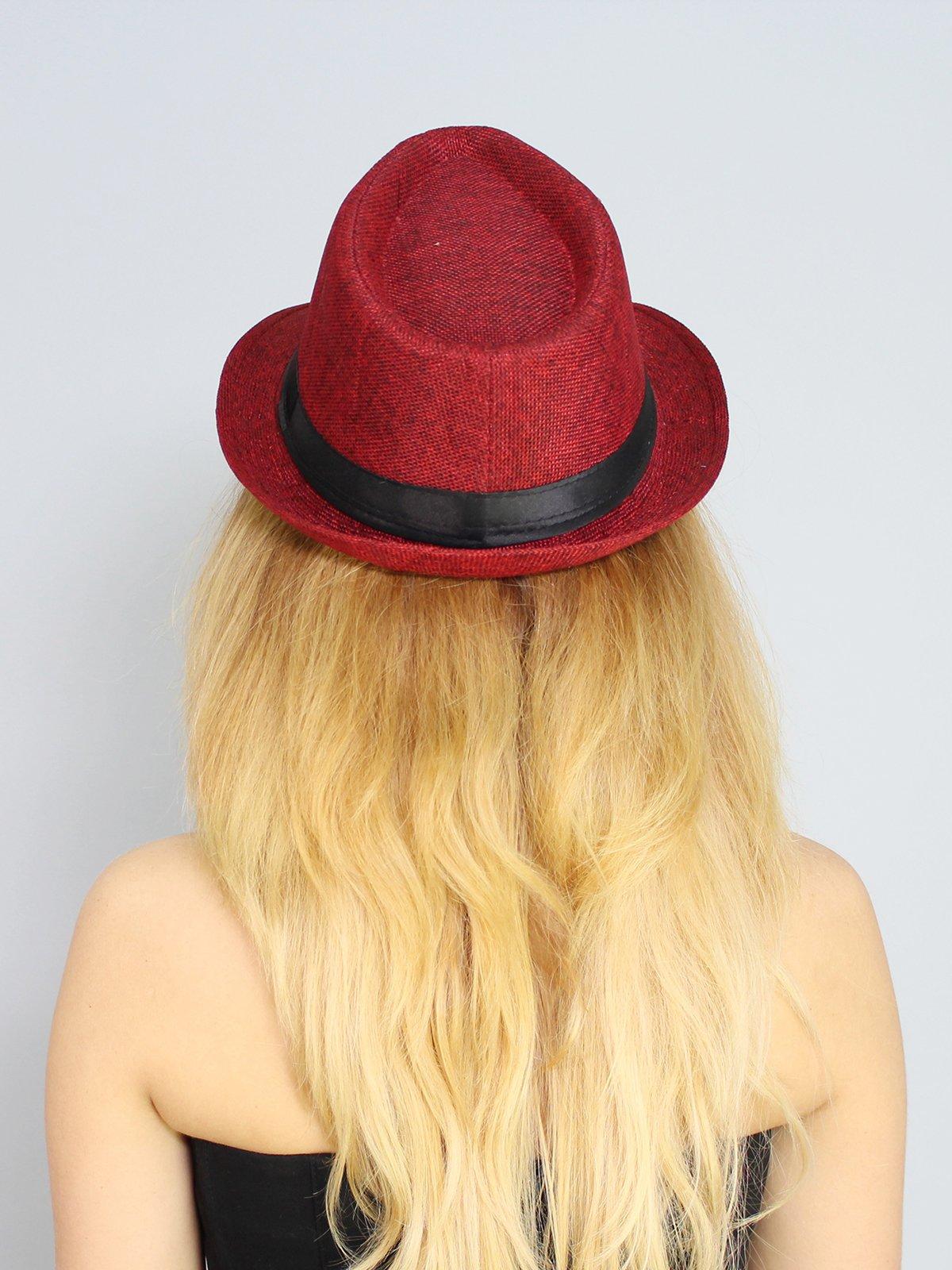 Шляпа красная   2436575   фото 3