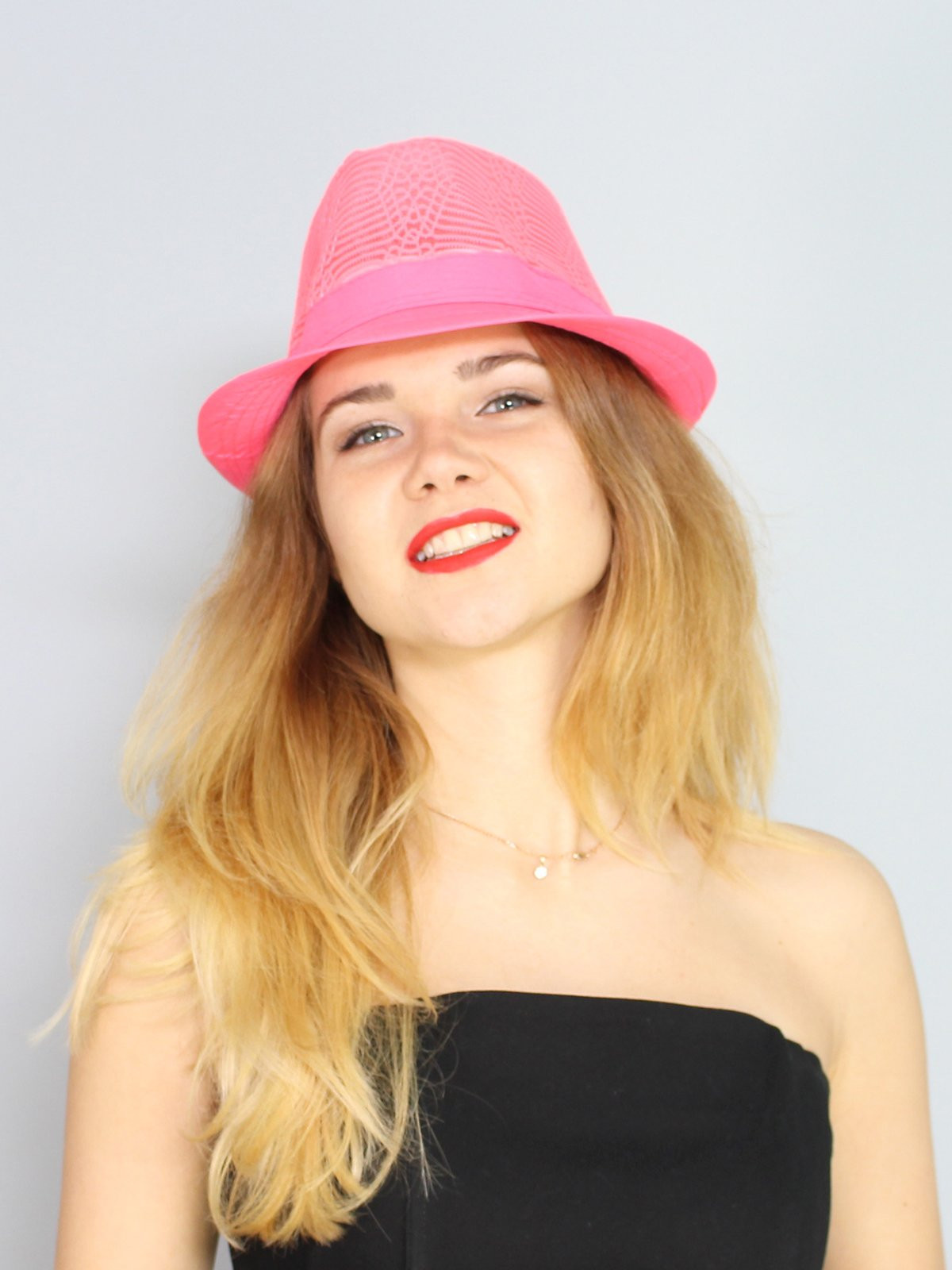 Шляпа розовая | 3328556