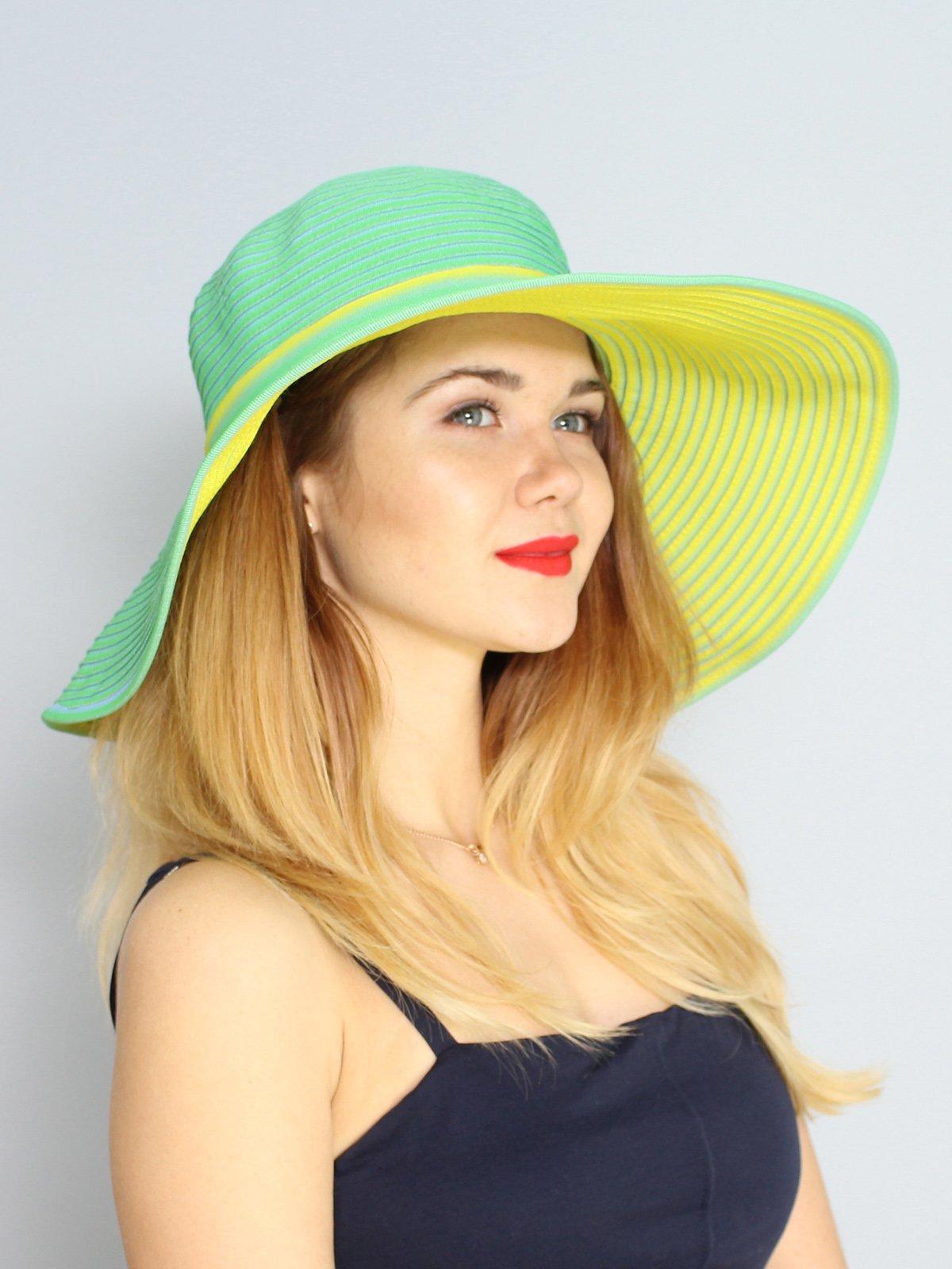 Шляпа зеленая | 3469031 | фото 2
