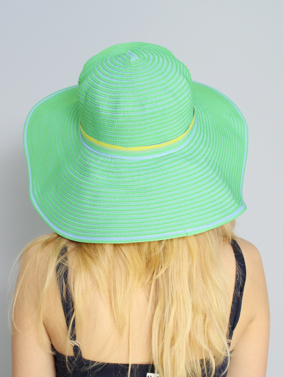 Шляпа зеленая | 3469031 | фото 3