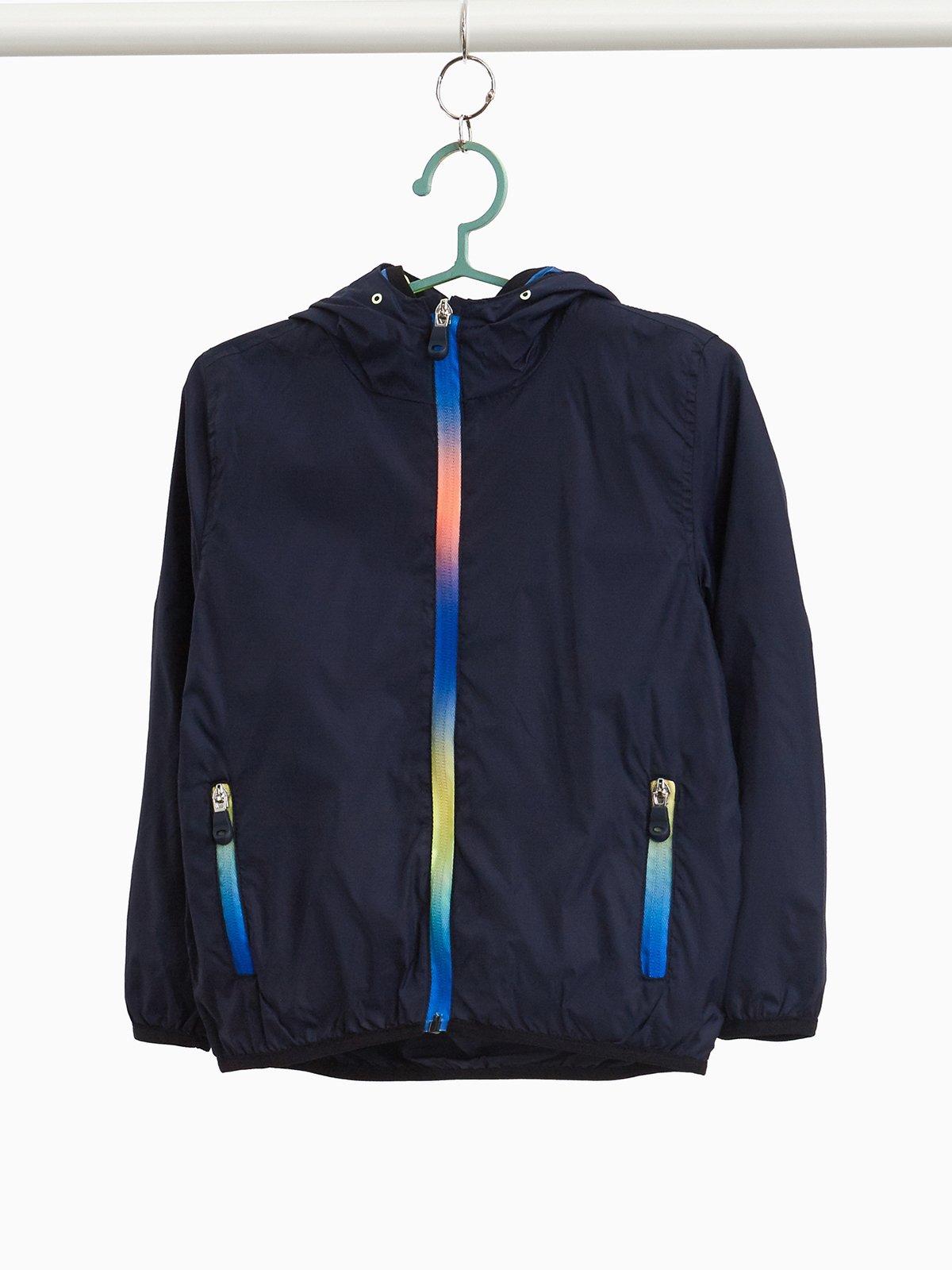 Куртка темно-синяя   4010625