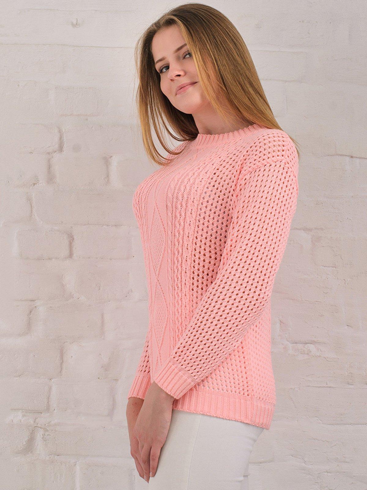 Джемпер рожевий   3892350   фото 4