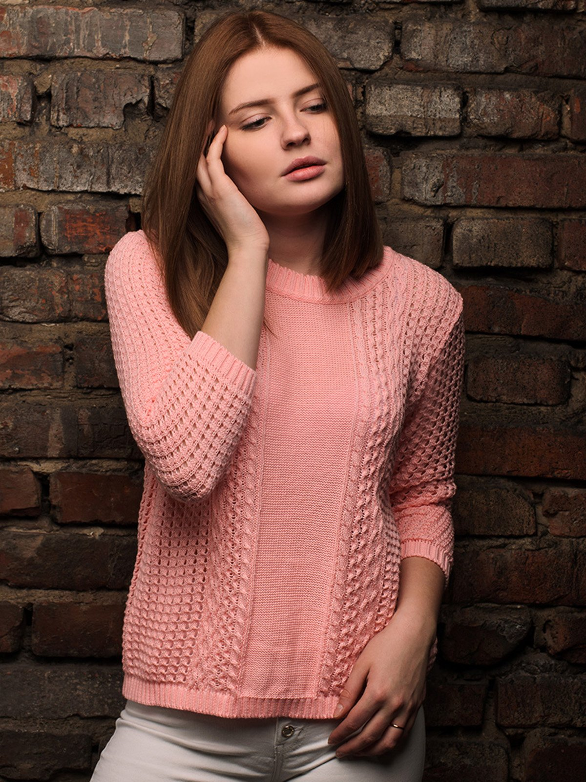 Джемпер рожевий   4050516