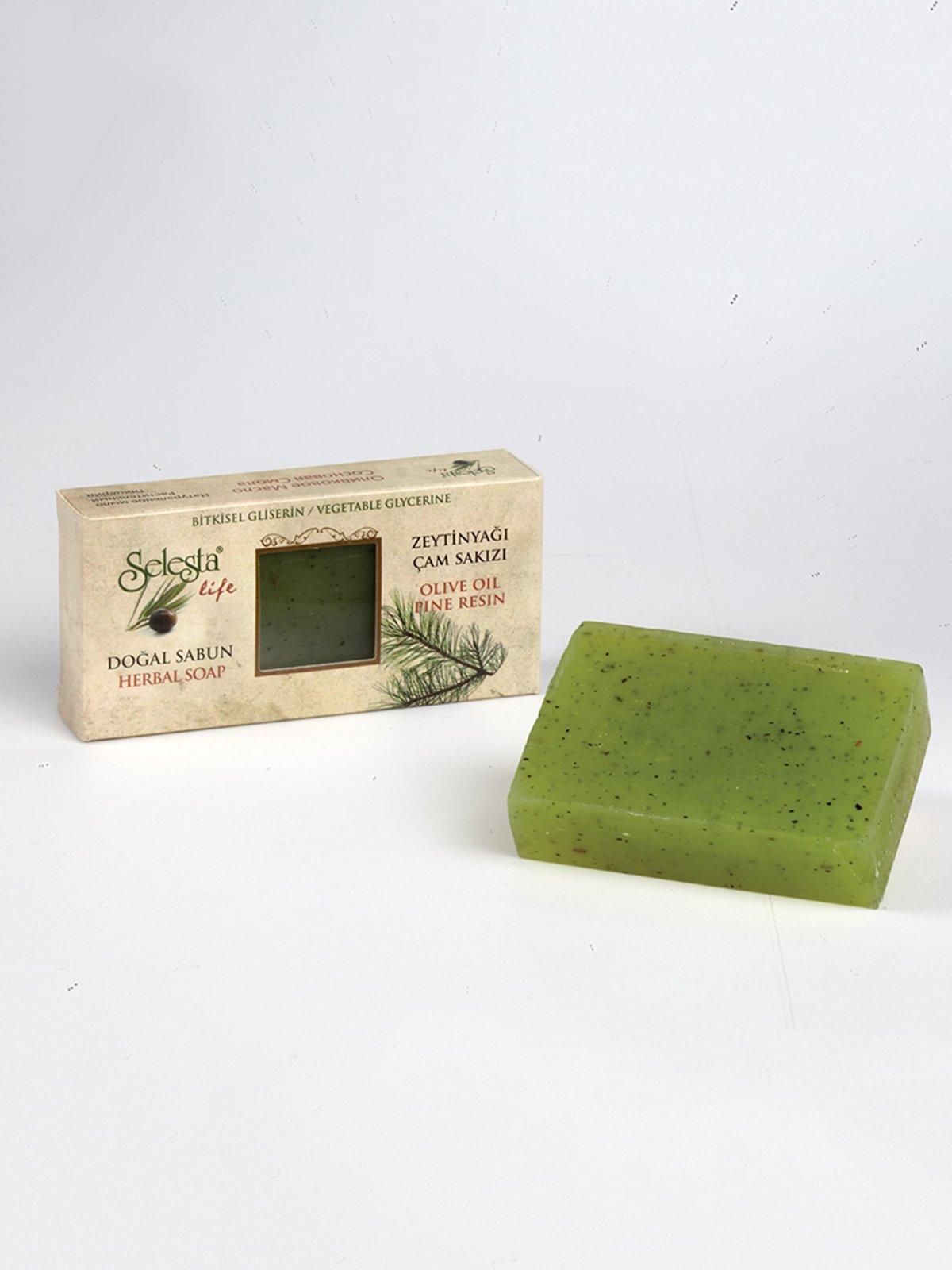 Мило гліцеринове з натуральними оліями «Живиця» (100 г) | 4058964
