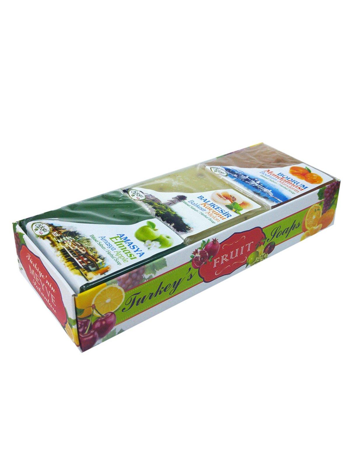 Набір фруктового турецького мила | 4058994