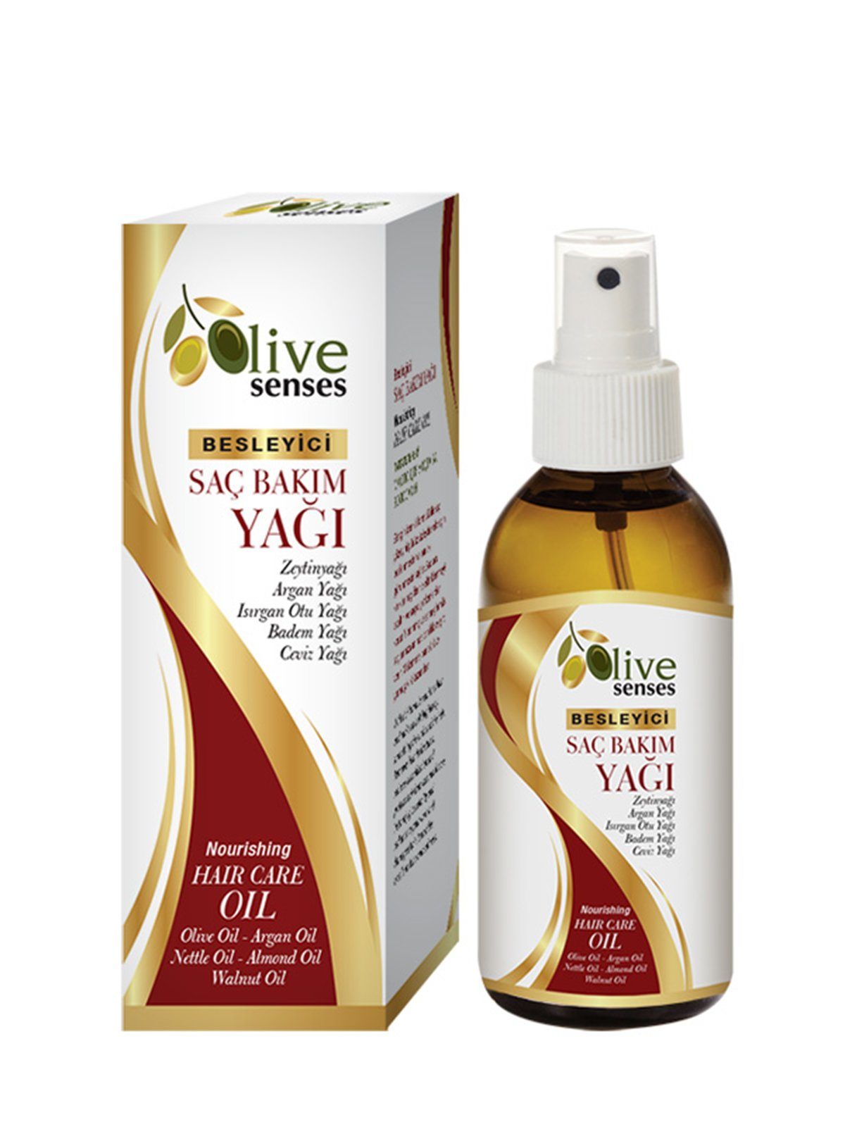 Олія живильна для догляду за волоссям (150 мл) | 4059001